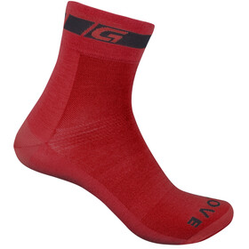 GripGrab Classic Regular Cut Socks red